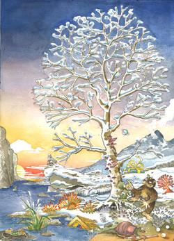 Les quatre saisons hiver