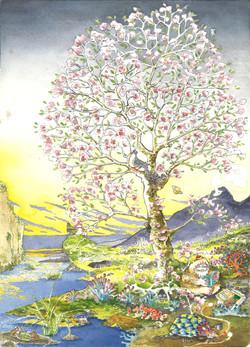 Les quatre saisons printemps