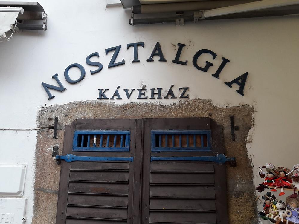 נוסטלגיה חנות בבודפשט