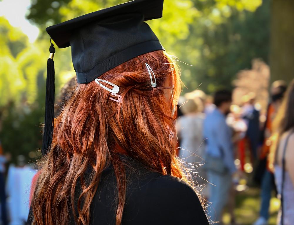 טקס סיום אוניברסיטה