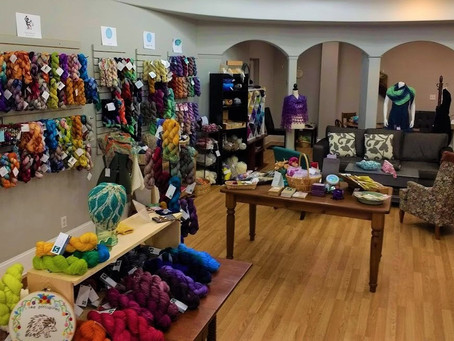 UNWOUND: ARTISAN YARN SHOP- A CLOSE-KNIT COMMUNITY