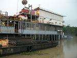 Swamp Barge Niger Delta
