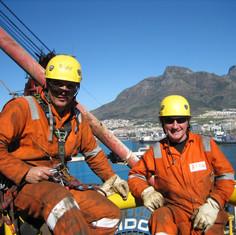 Cape Town 2009 Transocean 709