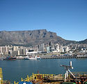 Taken from the 709 Cape Town