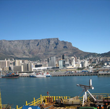 A View From The 709 Over Cape Town