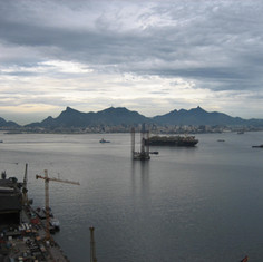 View Over Guanabara Bay Niteroi