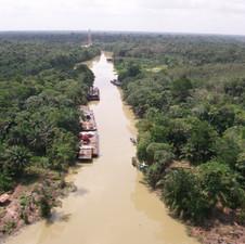 Looking Over Niger Delta