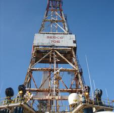 The Sedco 706 back in 2007