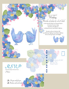 My wedding invitiations