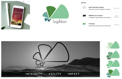 logikbar Logo