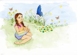 garden first butterfly3
