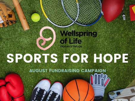 Sports for Hope!