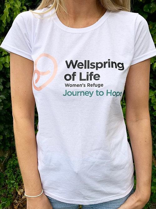 The Wellspring of Life Refuge T-Shirt