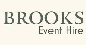 brooks event hire