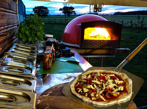 greedy teds pizza wood fired pizza oven