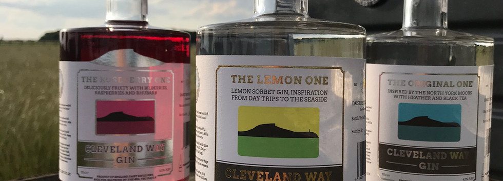 Our locally stocked Gins