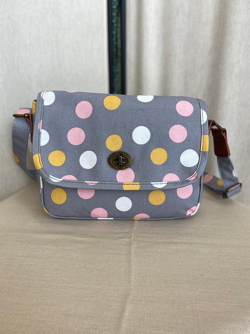 Spotted Cross Body Bag