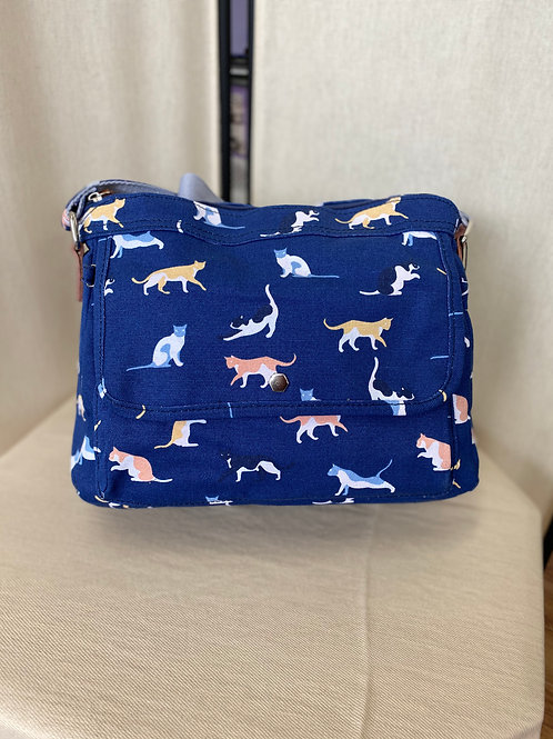 Cat Cross Body Bag