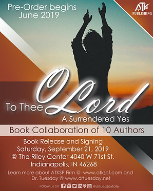 To Thee O Lord | A Surrendered Yes