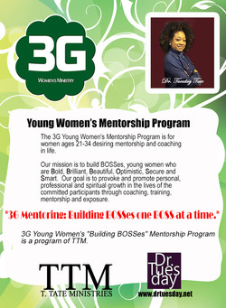 3G(enerations) BOSS Mentorship Program