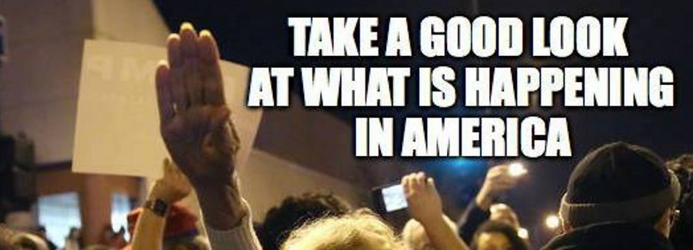 What's happening in America?
