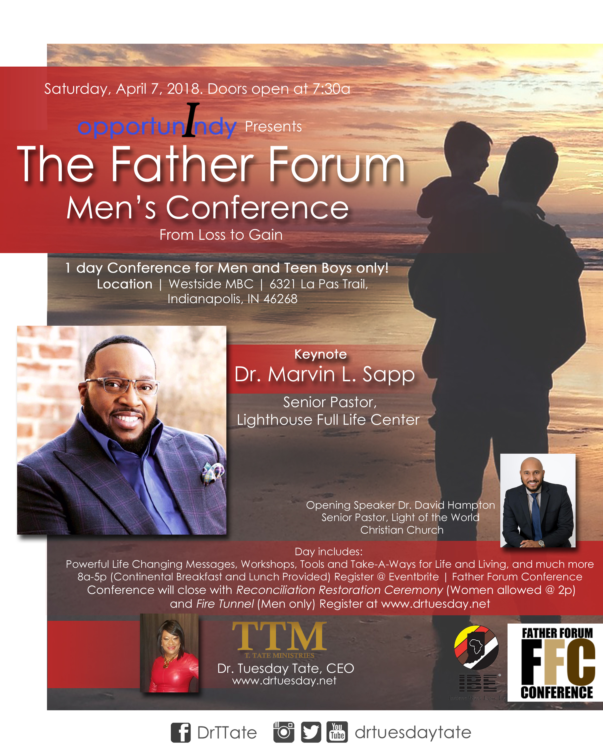 Father Forum Men Conference