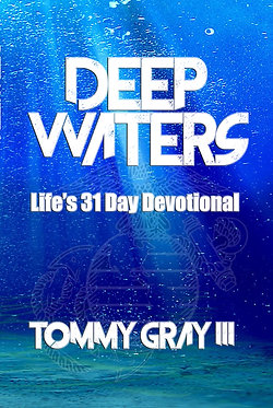 Deep Waters | Life's 31 Day Devotional