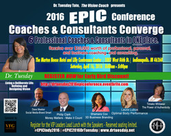 EPIC Conference | Coaches and Consultants Converge