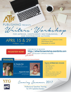 Writers Workshop Flyer