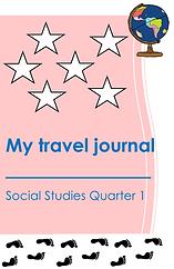 imgFirst grade social studies travelogue