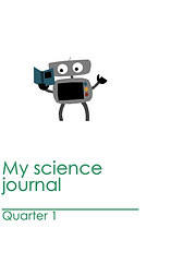 First grade science journal cover.png