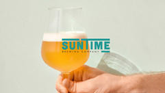Suntime Brewing Logo