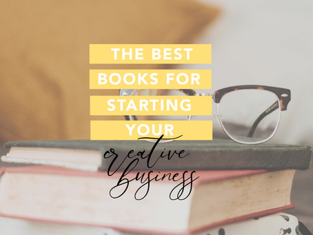 The Best Books for Starting Your Creative or Freelance Business