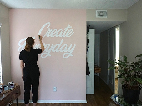 Creating an Inviting Office Space: Mural Edition