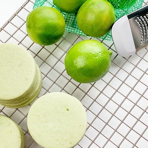 Fresh Lime Sugar Cookie Recipe