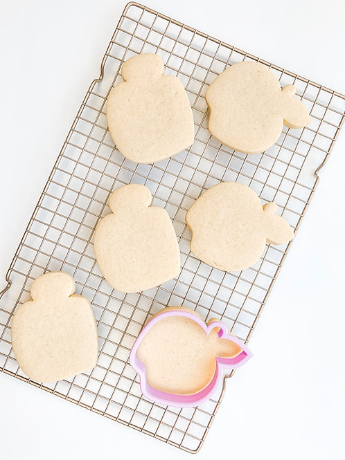 No-spread Vanilla Almond Sugar Cookie Recipe