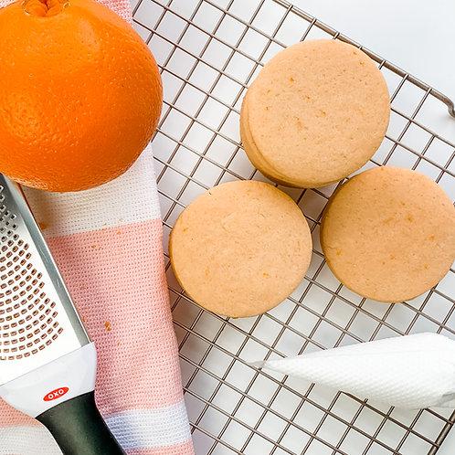 Orange Creamsicle Sugar Cookie Recipe