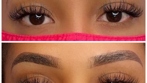 The Great Brow Debate: Microblading vs. Ombre Powder Brows