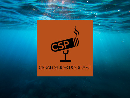 Cigar Snob Podcast featuring Danny Ditkowich