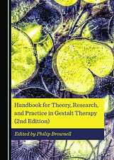 Handbook for Theory, Research, and Practice in Gestalt Therapy