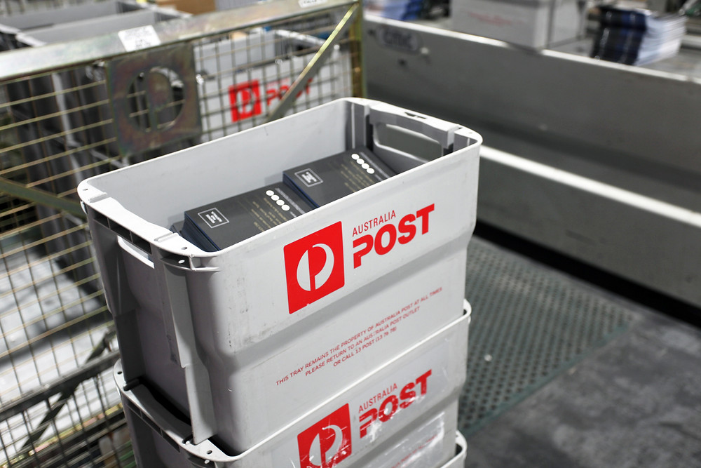Affordable Australia Post Rates through our Bulk Mail Partnership