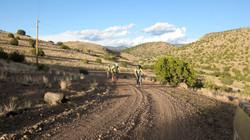 Mountain Biking on Ranch Property