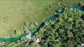 Foto aérea Rio Formoso