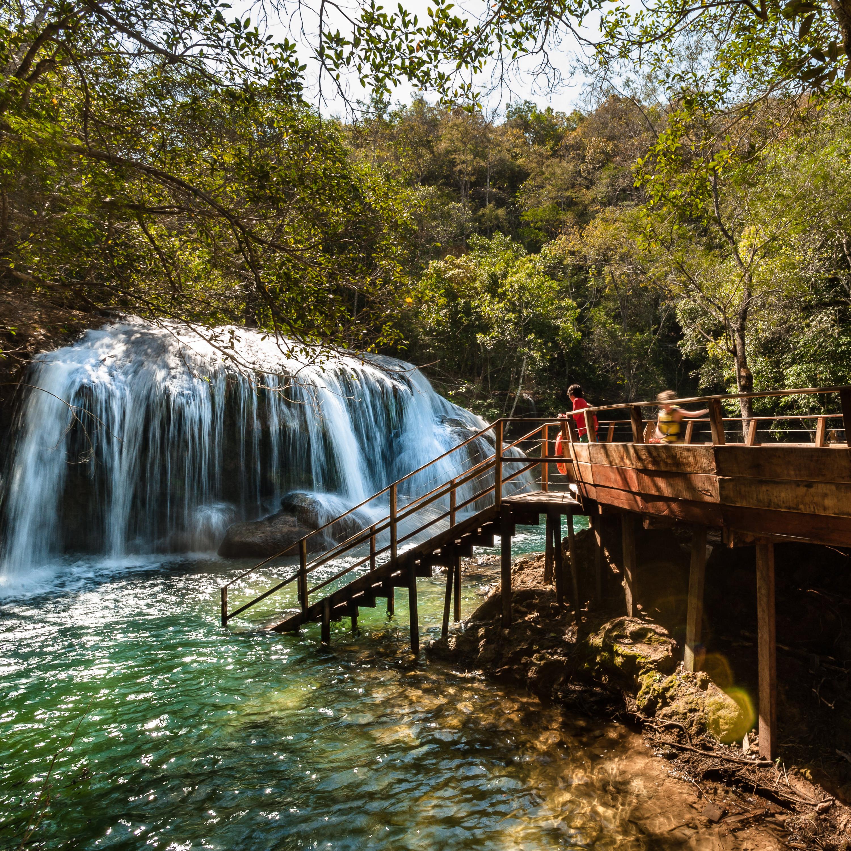 Parque das Cachoeiras - Bonito - MS - Brasil