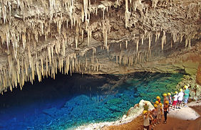 Gruta do lago Azul - Bonito-MS