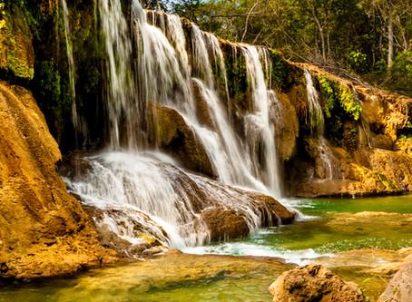 Quer receber a energia espetacular da natureza? Tem passeio de Cachoeiras perfeito, em Bonito.