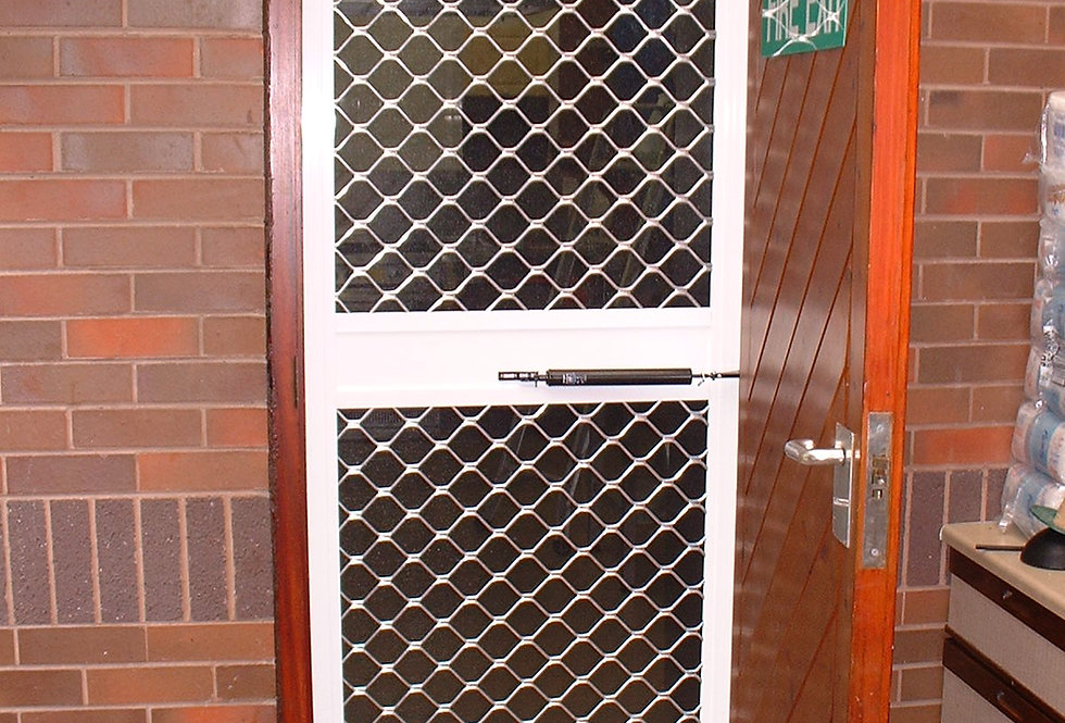 """Supply Only"" Heavy Duty Door (single action) up to 1000 wide x 2100 high"