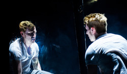 One Arm @ Southwark Playhouse (c) Alex Brenner, no use without credit (_DSC4310)