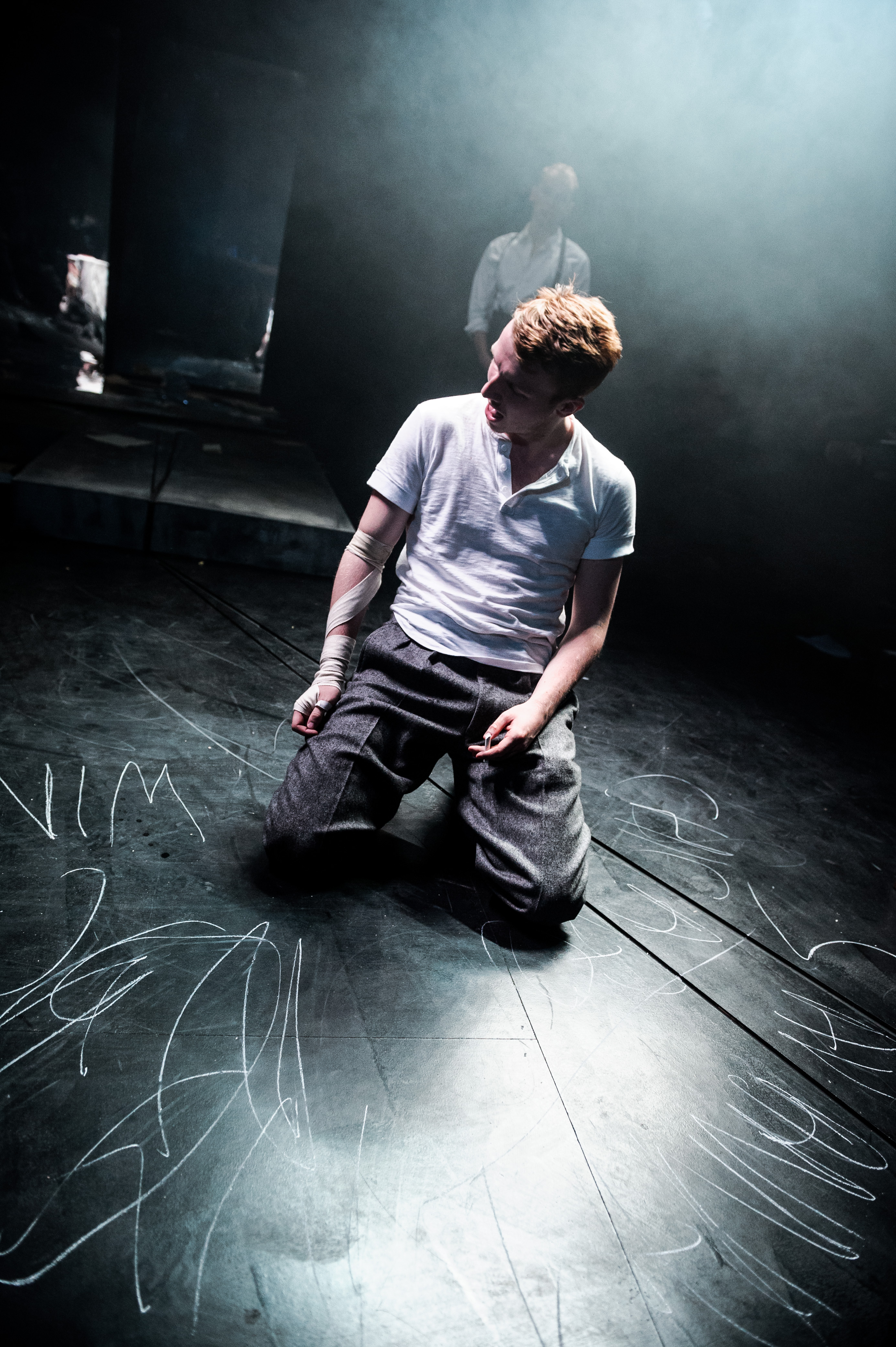 One Arm @ Southwark Playhouse (c) Alex Brenner, no use without credit (_DSC4198)