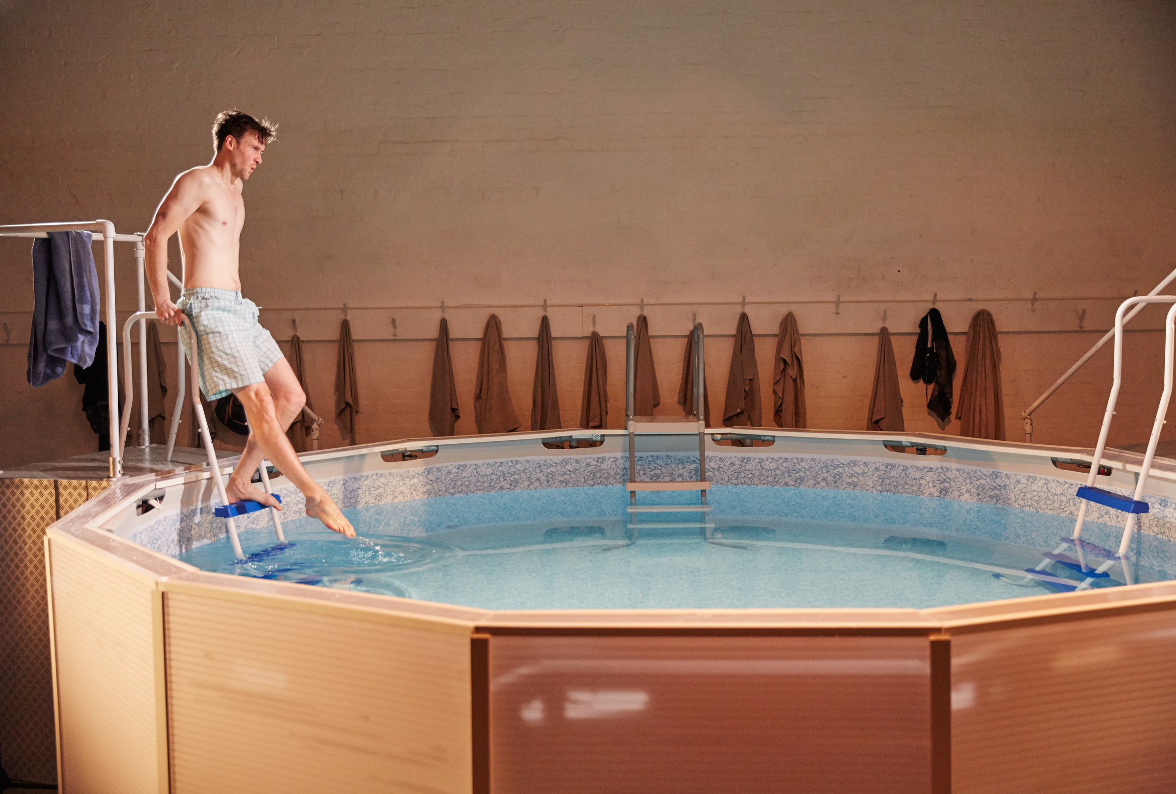 The Mikvah Project at The Yard Theatre. Photo by Mark Douet  I80A2318.jpg